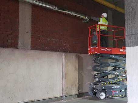 Liverpool Commercial Flue System - Triad Building HMRC