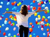 Freiheit, Glück, Losgelassenheit
