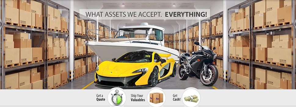 Luxury Asset Loans - Oracle Loans - Pawn Loans