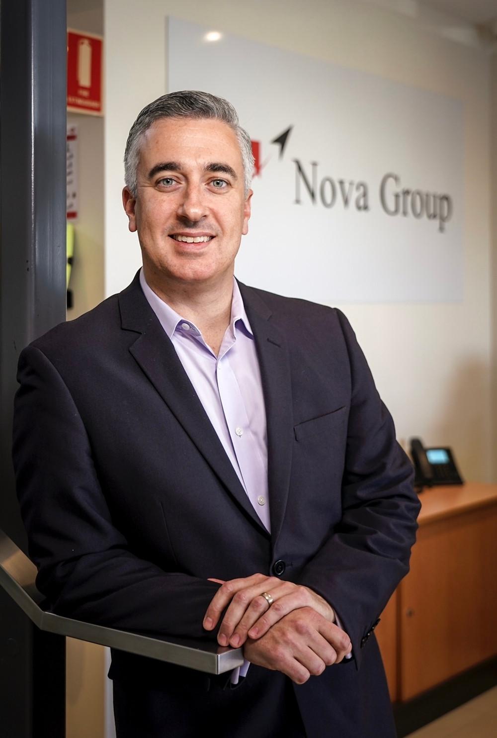 Nova Systems' John Godwin