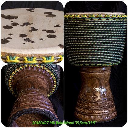 """MK Bala Wood Guinea 35,5cm/13.9"""""""