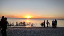 Praia da Capilha - Lagoa Mirim