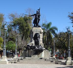 Monumento Túmulo de bento Gonçalves