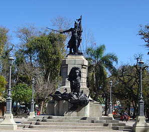 Monumento Túmulo Bento Gonçalves