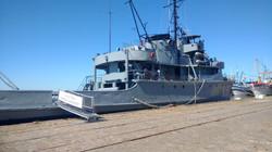 Corveta Museu Imperial Marinheiro