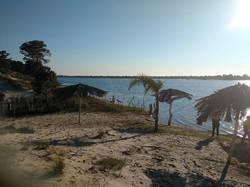 Lagoa na Ilha dos Marinheiros