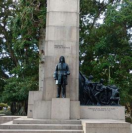 Monumento ao Brigadeiro José da Silva Paes