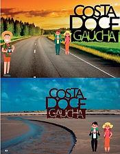 Costa Doce gaúcha Extremo Sul do Brasil