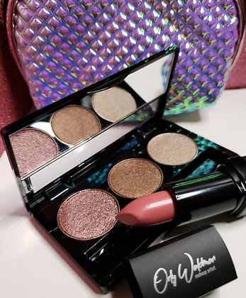 Dazzling Holiday Eye & Lip Collection