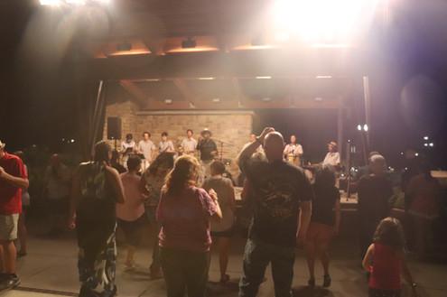 Gladstone Parks & Rec Concert Series 2018
