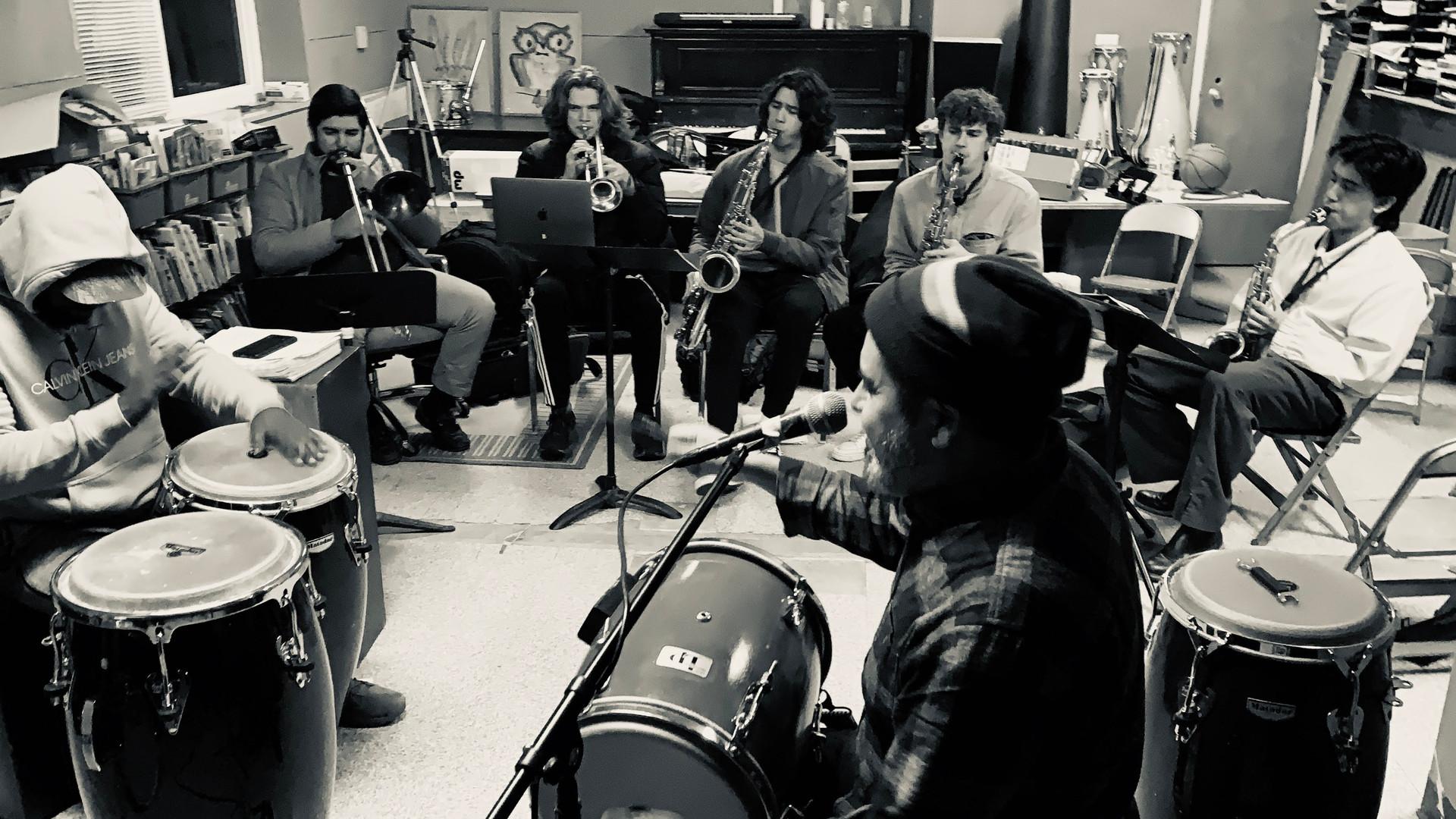 Midwest Latin Jazz Institute of the Kansas City Latin Jazz Orchestra