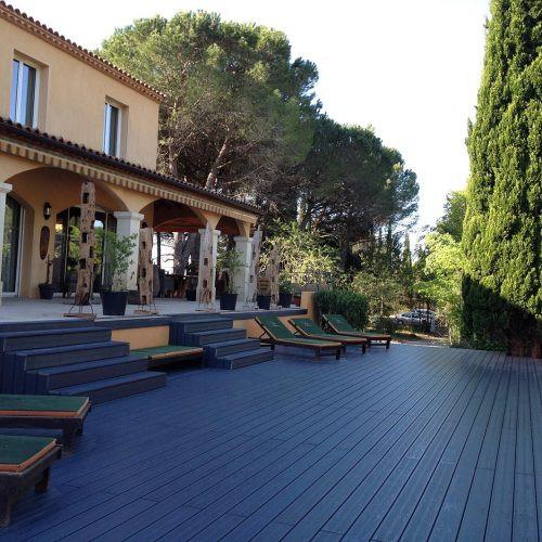 grande terrasse