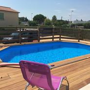 piscine ronde