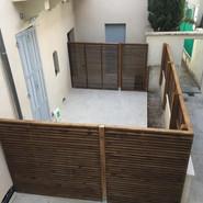 terrasse fermé