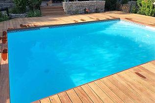 terrasse piscine nimes