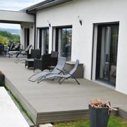 terrasse moyenne