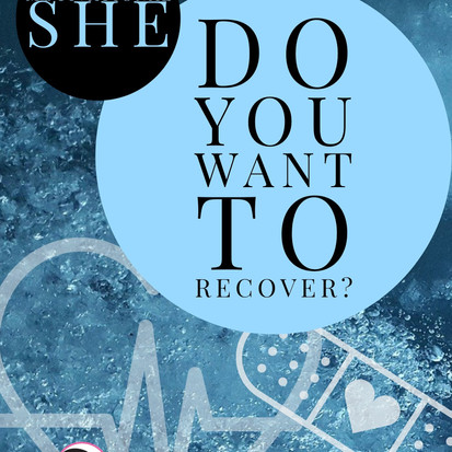 Do You Want To Recover?