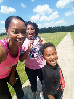 Exercise with the Kids