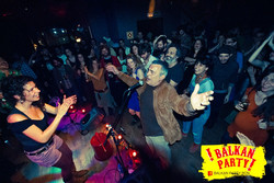 Balkan Party Barcelona