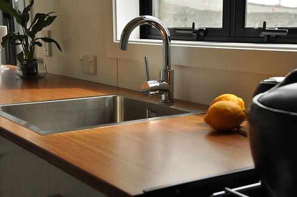 the VOGUE Series 7 kitchen