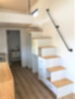 the VOGUE 4 Stair Joinery custom built by miHAUS
