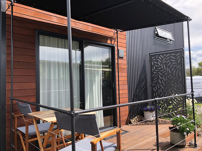 the ASTON 3 tiny house by miHAUS