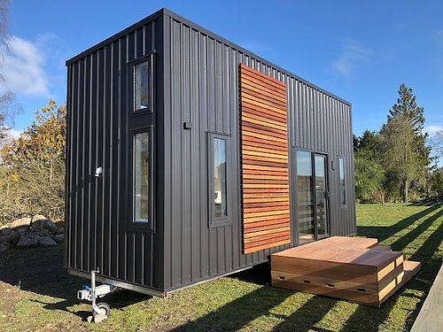 the APARTMENT tiny house by miHAUS