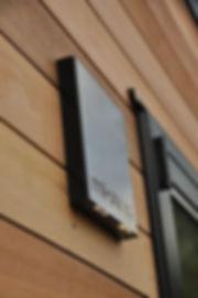 exterior light for miHAUS tiny homes