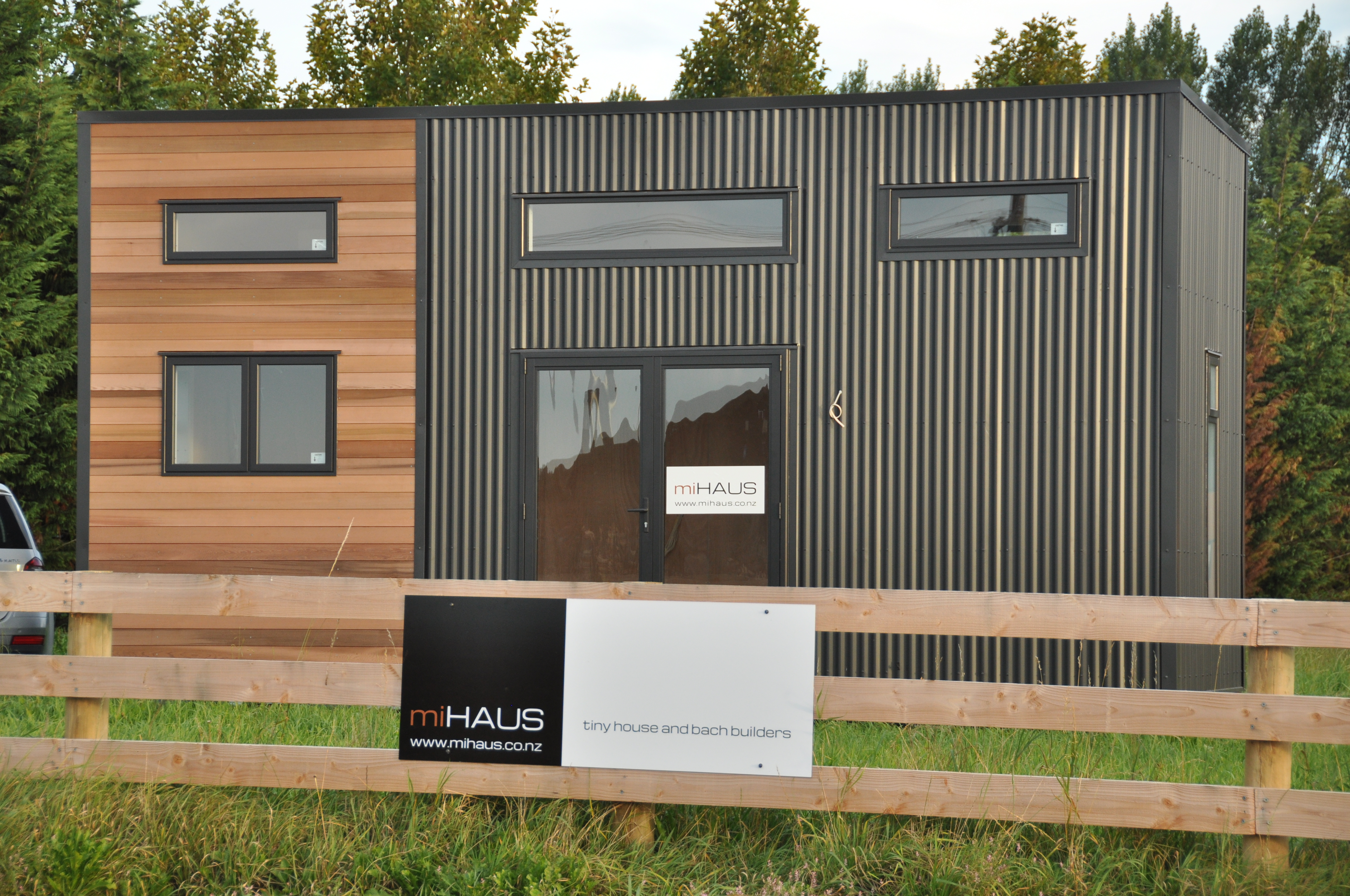 Mihaus Tiny House Design And Build New Zealand Wide