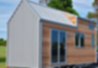 the LODGE Tiny Home by miHAUS