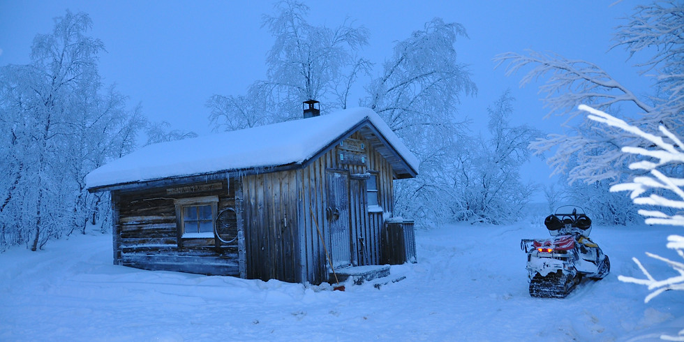 Raid Arctic Noël - Du 24/12/2018 au 31/12/2018