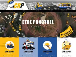 Car Rapide Prestige : nouveau logo, nouveau website...