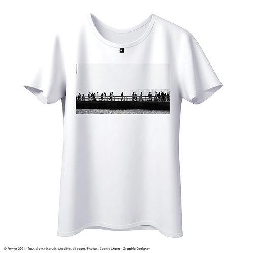 """T-shirt """"Arrivée"""""""