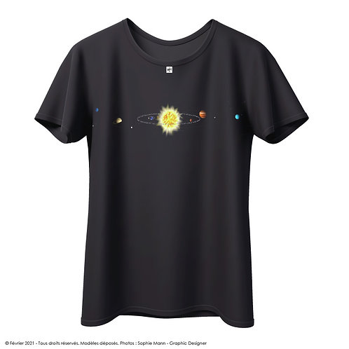 """T-shirt """"Sistema"""""""