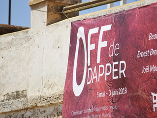 Le OFF de Dapper - Reportage photos #dakart2018 #gorée