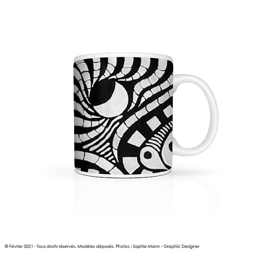 "Mug ""Cosmologic"""
