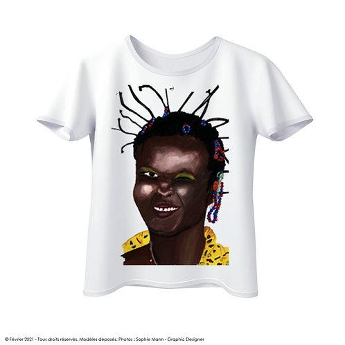 """T-shirt  """"Clin d'oeil"""""""