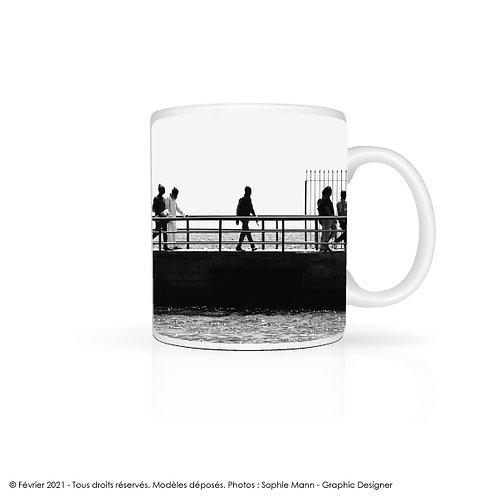 """Mug """"Arrivée"""""""