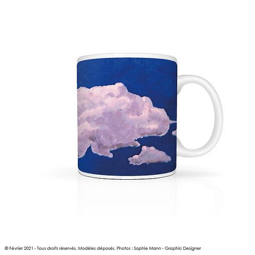 "Mug ""Cloudy"""
