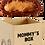 Thumbnail: Box of 20 Leya's Cookies COCOA PEANUT BUTTER liquid filling.