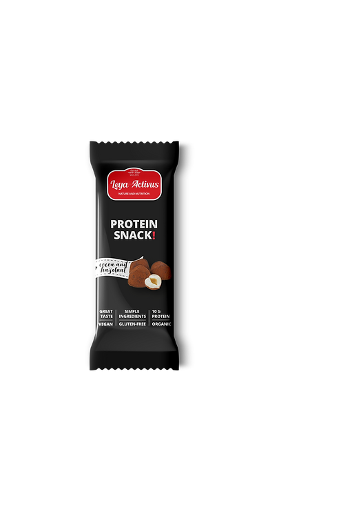 Leya Activus PROTEIN SNACK 9g HAZELNUT AND COCOA