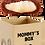 Thumbnail: Box of 20 Leya's Cookies COCOA COCONUT creamy filling.