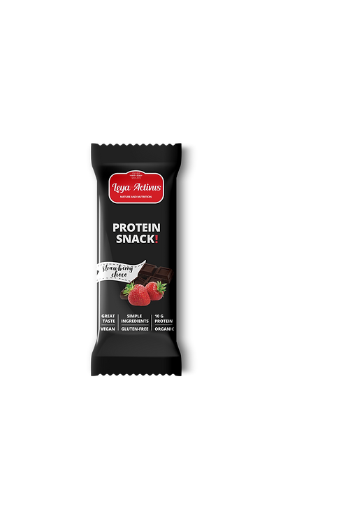 Leya Activus PROTEIN SNACK 9g STRAWBERRY AND CHOCO