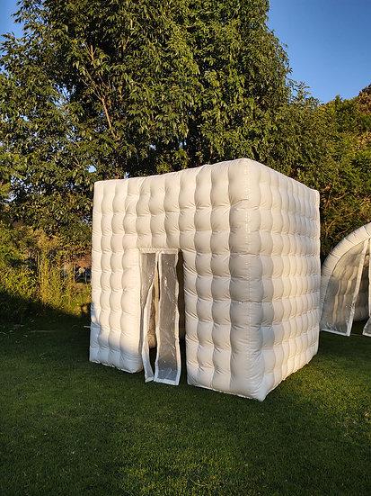 Cabína Sanitizante 3x3 + Sistema de Nebulización
