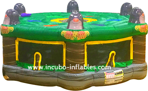 Whack-A-Mole Inflatable - Brincolin Topos Locos