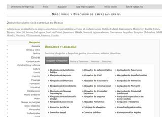 Indizze.mx como herramienta publicitaria en google.
