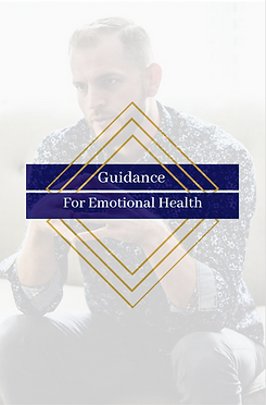 Guidance For Emotional Health With Joshua Dwight