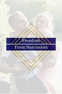 Freedom From Narcissists With Joshua Dwight