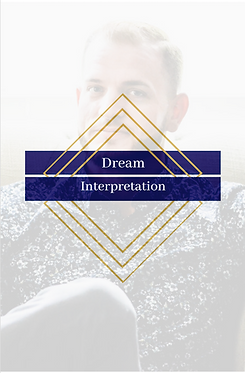 Dream Interpreation With Joshua Dwight