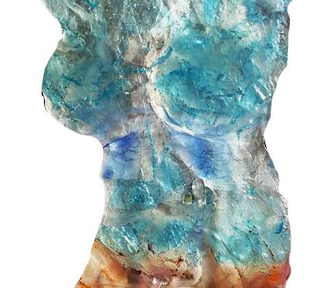 Yonne, moulage , 45 cm